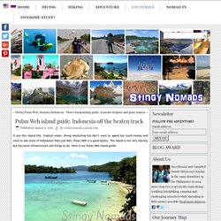 Pulau Weh island guide. Indonesia off the beaten track - Travel blogTravel blog