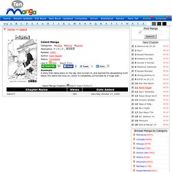Island Manga,Island,read Island,Island online