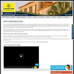 John's Island South Carolina Real Estate