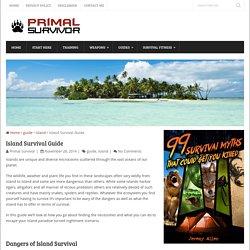 Island Survival Guide - Primal Survivor