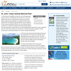 St. John Island Guide: Virgin Islands National Park