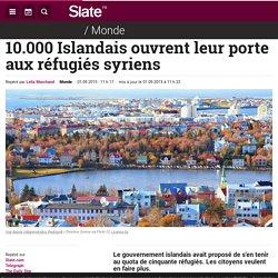 10.000 Islandais ouvrent leur porte aux réfugiés syriens
