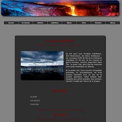 Toute l'Islande propose des articles de fond sur la culture et l'Histoire islandaises. Vikings, mythologie nordique, eddas, sagas, polar islandais. Et bien sûr, la nature flamboyante et destructrice de l'Islande. En bonus, des interviews, des photos de l'