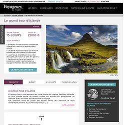 Islande nature autotour