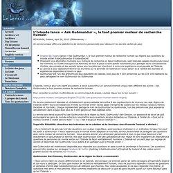 L'Islande lance « Ask Guðmundur », le tout premier moteur de recherche humain