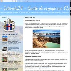 - Islande24 - Guide de voyage sur l'Islande: La caldeira d'Askja - Islande