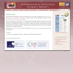 Intl Statistical Literacy Project