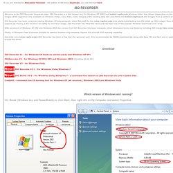 ISO Recorder v 2