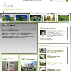 Maison Respekt - by Rockwool Homepage