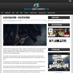 Alien Isolation - PlayStation3