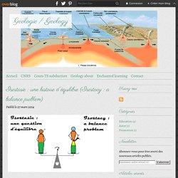 Isostasie : une histoire d'équilibre (Isostacy : a balance problem) - Géologie / Geology