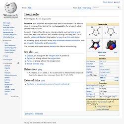 1.1.6 Isoxazole