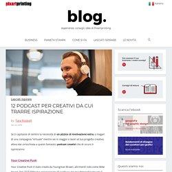 12 podcast per creativi da cui trarre ispirazione