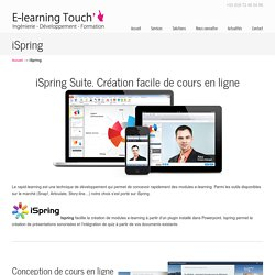 E-learning Touch