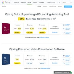 iSpring Pricing