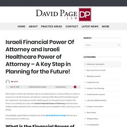 Get The Best Law Firms in Israel