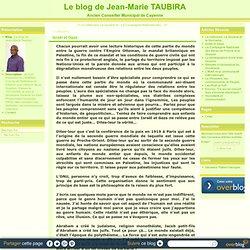 Israël et Gaza - Le blog de Jean-Marie Taubira