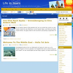 Life in Years