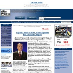 The Israel Project - Facts For A Better Future - The Israel Project - Archive