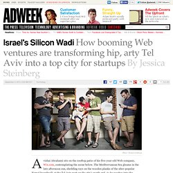 Israel's Silicon Wadi