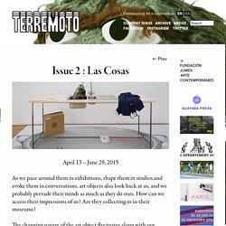 Issue 2 : Las Cosas