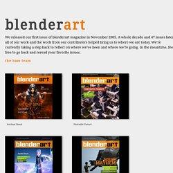 Blender Art Magazine