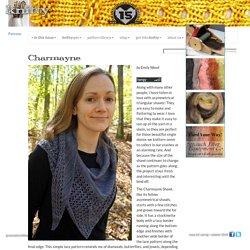 ISSUEss18 ** Charmayne : Knitty.com - Spring + Summer 2018