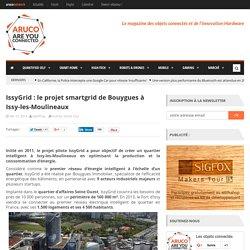IssyGrid : le projet smartgrid de Bouygues à Issy-les-Moulineaux