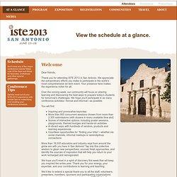 ISTE 2013