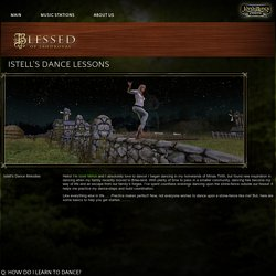 Istell's Dance Lessons