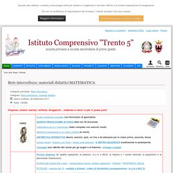 Istituto Comprensivo Trento 5