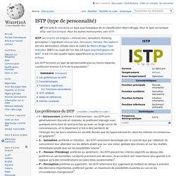 ISTP (fabricant)