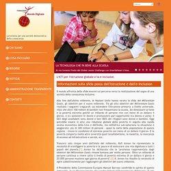 L'ICT per l'istruzione globale e la e-inclusion