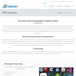 IT Services Company