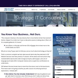 IT Consulting St. Louis