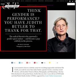 It's Judith Butler's World