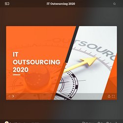 IT Outsourcing 2020