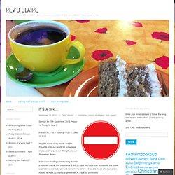 Rev'd Claire