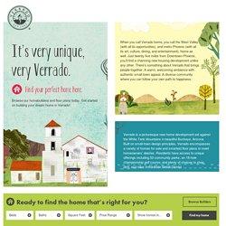 It's very unique, very Verrado.