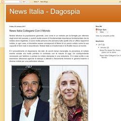 News Italia - Dagospia: News Italia Collegarsi Con il Mondo