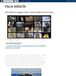 ITALIA INSOLITA: luglio 2014