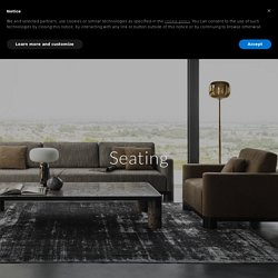 Italian Sofas, Chairs, Armchairs