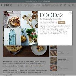 Italian Snacking Bread Recipe on Food52