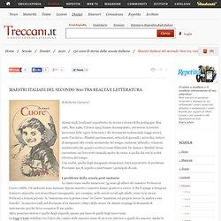 Maestri italiani del secondo '800 tra realtà e letteratura - Treccani Portale