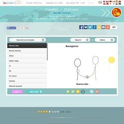 Curso italiano gratis en línea - Aprender italiano - Hablar italiano (español)