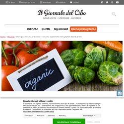Mercato italiano del biologico: i dati di un settore in crescita