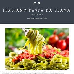 Italiano-Pasta-Da-Flava - La Calabria - Italian Restaurant, Perth