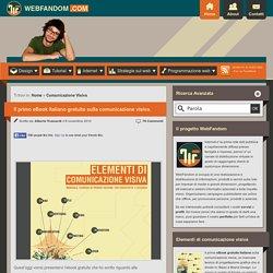Il primo eBook italiano gratuito sulla comunicazione visiva.