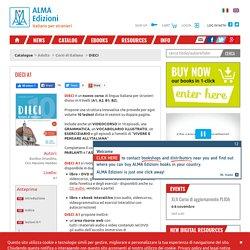 DIECI A1 - Corsi di italiano - Alma Edizioni – Italiano per Stranieri