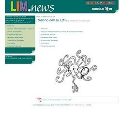 Italiano con la LIM - LIM news - SCUOLA PRIMARIA - DeAgostini scuola